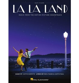 Hal Leonard La La Land - Music from the Motion Picture - Easy Piano