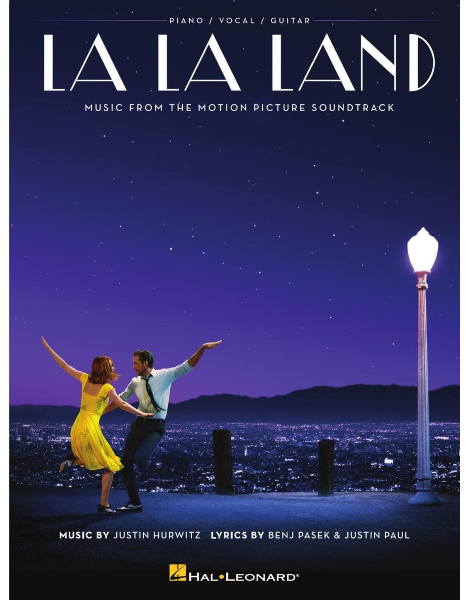 Hal Leonard La La Land - Music from the Motion Picture PVG