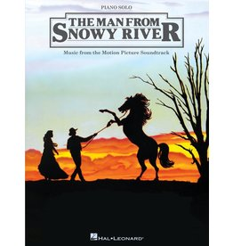 Hal Leonard Man From Snowy River - Piano Solos from the Movie