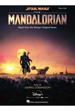 Hal Leonard Mandalorian - Piano Solos by Ludwig Goransson