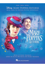Hal Leonard Mary Poppins Returns PVG - Music from the Walt Disney Movie