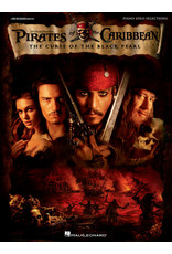 Hal Leonard Pirates of the Caribbean - Curse of the Black Pearl - Piano Solo Songbook