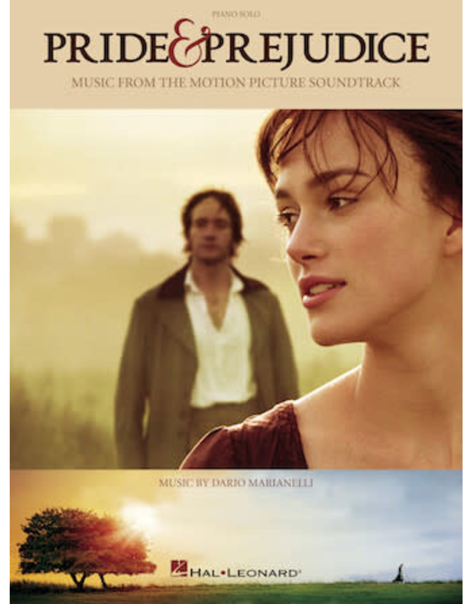 Hal Leonard Pride and Prejudice - Music from the Motion Picture