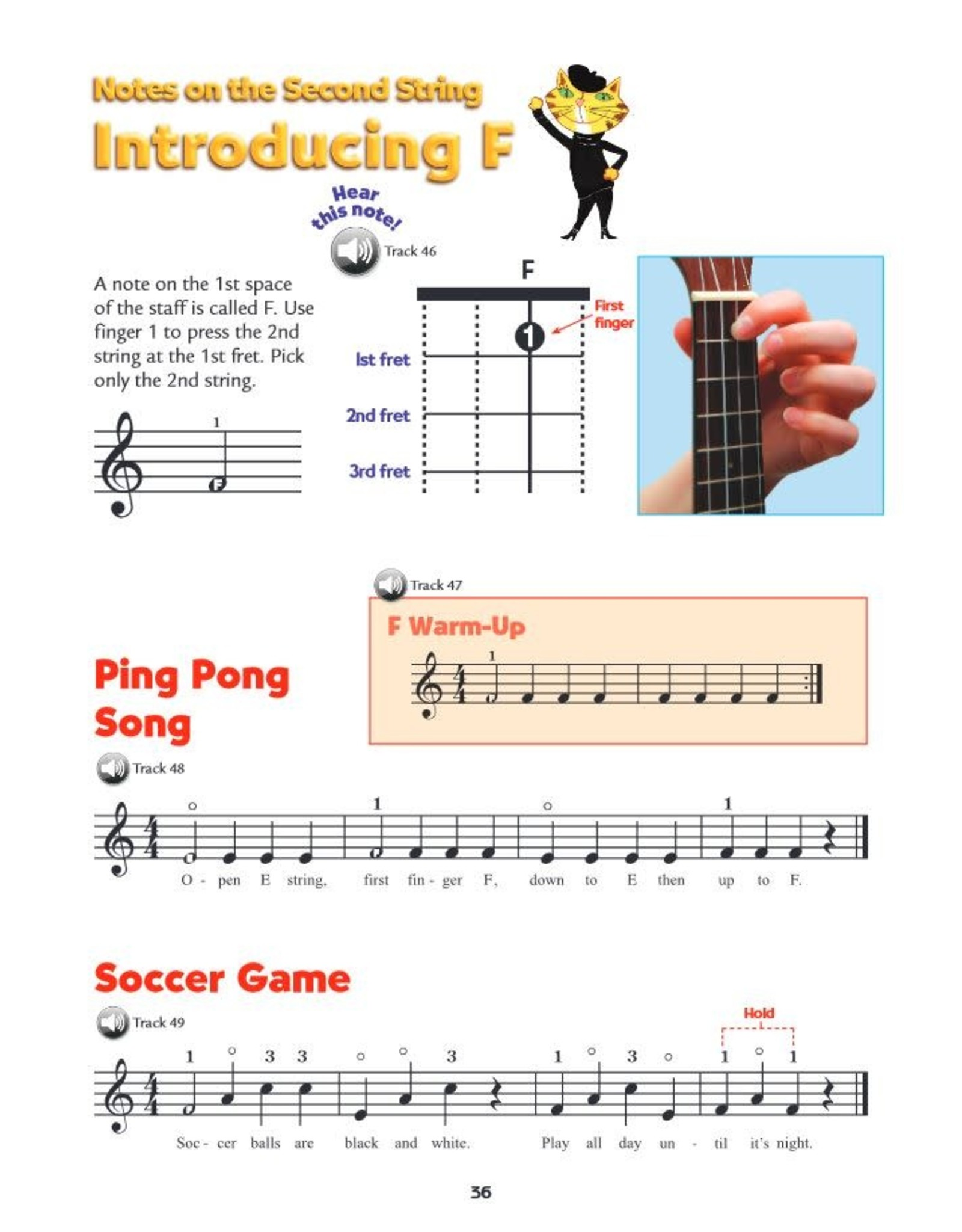 Alfred Alfred's Kid's Ukulele Course 1 - Book and Online Audio
