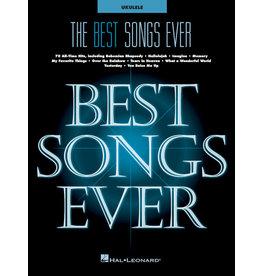 Hal Leonard Best Songs Ever for Ukulele