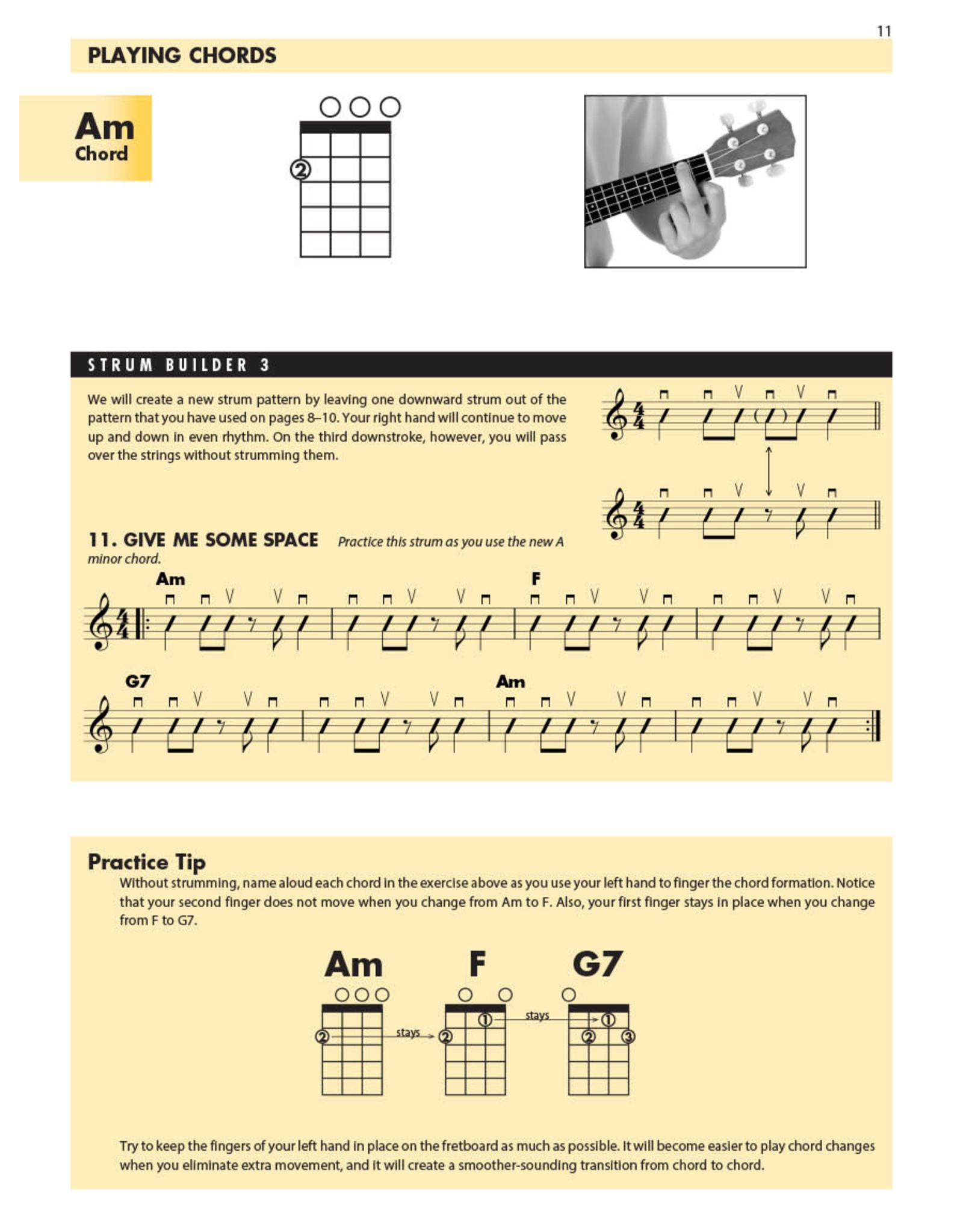 Hal Leonard Essential Elements for Ukulele - Book 1