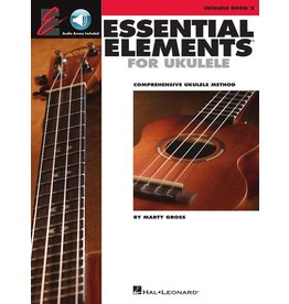 Hal Leonard Essential Elements for Ukulele - Book 2 with Audio Access
