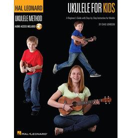 Hal Leonard Ukulele for Kids - Hal Leonard Ukulele Method with Audio Access
