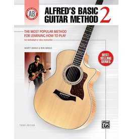 Alfred Alfred's Basic Guitar Method, Book 2