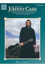 Hal Leonard Best of Johnny Cash - Easy Guitar