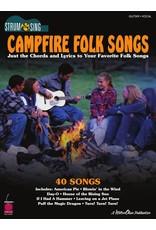 Hal Leonard Campfire Folk Songs for Guitar