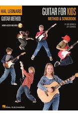 Hal Leonard Guitar for Kids - Method and Songbook with Audio Online