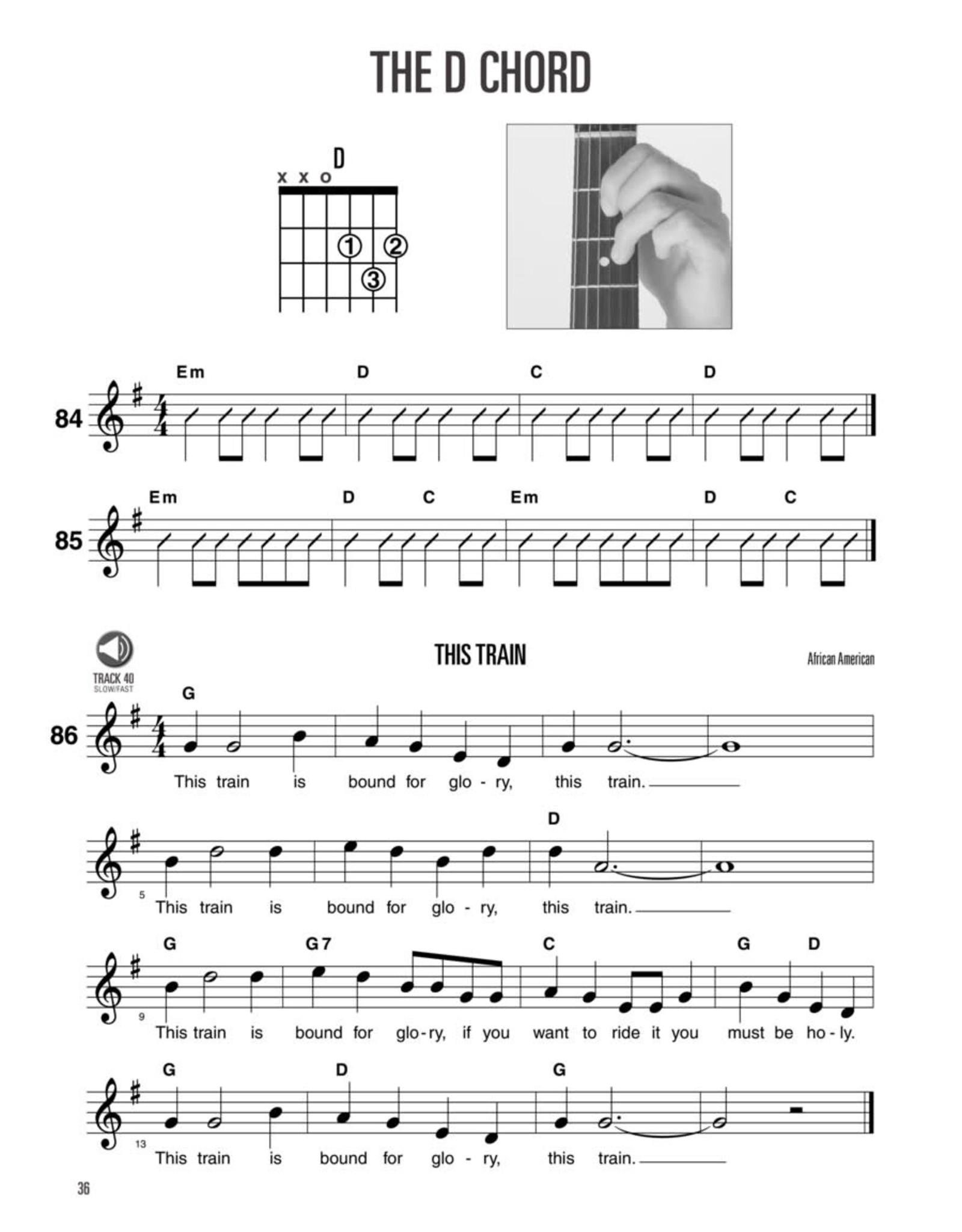 Hal Leonard Hal Leonard Guitar Method Book 1 - with Online Audio
