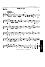 Mel Bay Publications, Inc. Mastering the Guitar 1B - Spiral Book + Online Audio