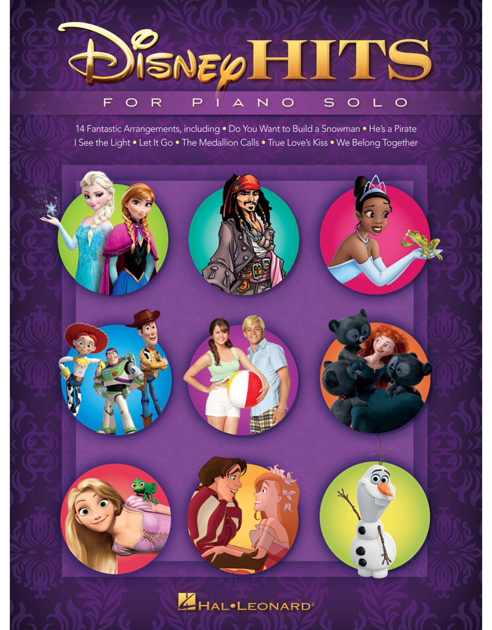 Hal Leonard Disney Hits for Piano Solo