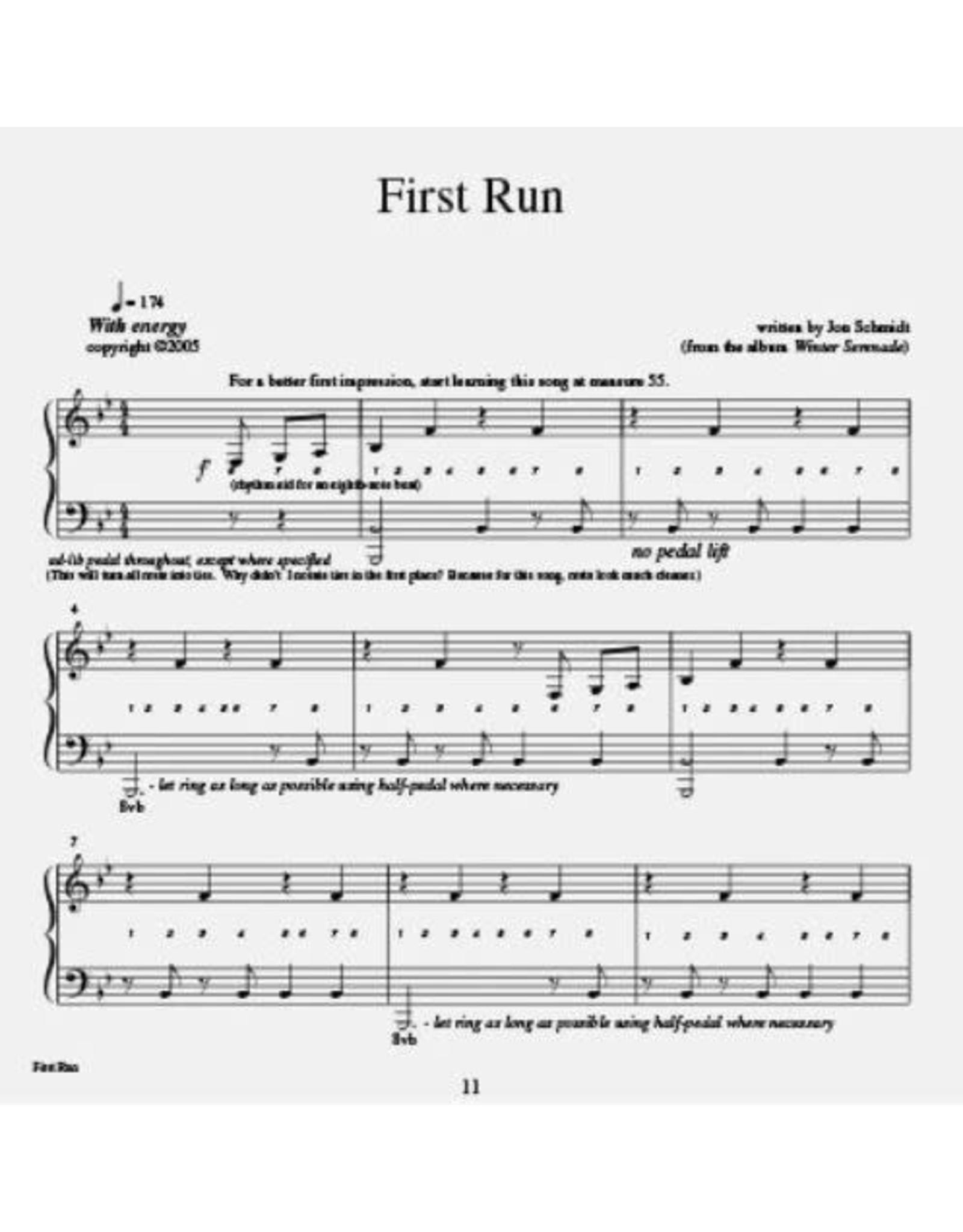 Jon Schmidt Music Jon Schmidt - New Age Classical Piano Solos Volume 4