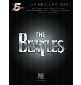 Hal Leonard Beatles Hits - 5 Finger