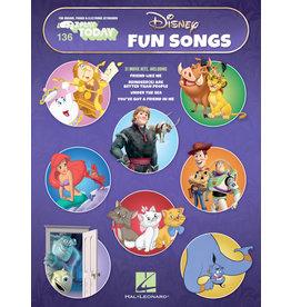 Hal Leonard Disney Fun Songs - E-Z Play Today (5 Finger)