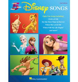 Hal Leonard Disney Songs - 5 Finger