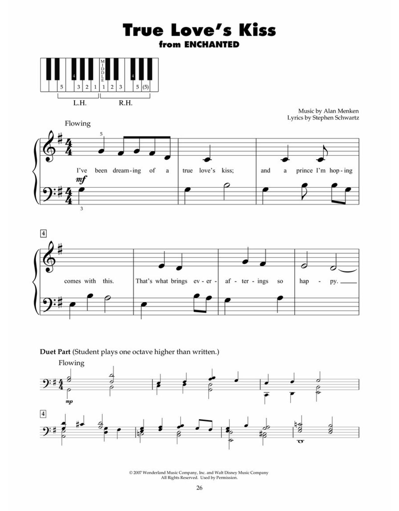 Hal Leonard Disney Today - 5 Finger