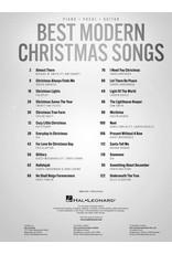 Hal Leonard Best Modern Christmas Songs