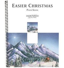 Jason Tonioli Easier Christmas Piano Solos arr. Jason Tonioli
