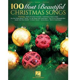 Hal Leonard 100 Most Beautiful Christmas Songs PVG