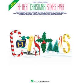 Hal Leonard Best Christmas Songs Ever - 6th Edition