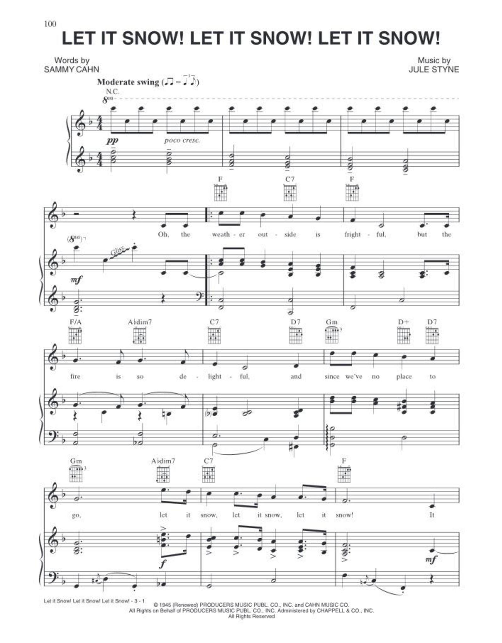 Hal Leonard Christmas Hits PVG