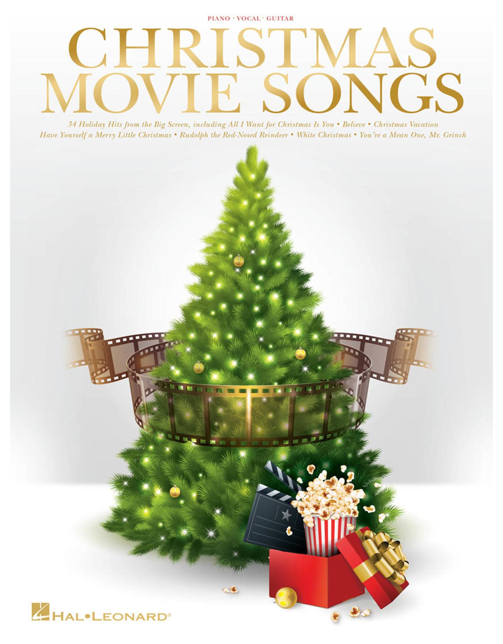 Hal Leonard Christmas Movie Songs PVG