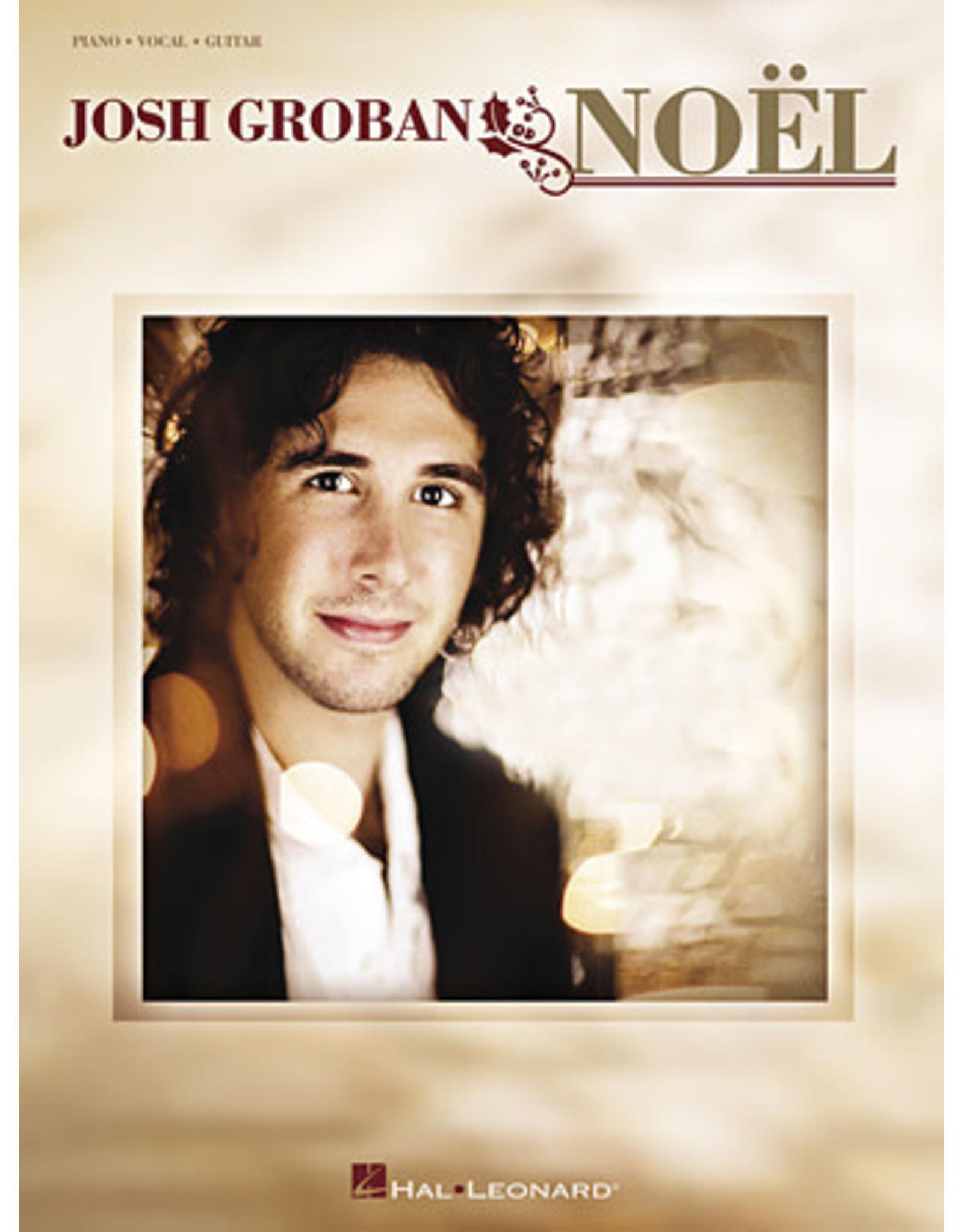Hal Leonard Josh Groban - Noel PVG
