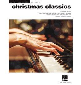 Hal Leonard Christmas Classics - Jazz Piano Solos