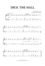 Hal Leonard John Thompson Book of Christmas Carols - Later Elementary Level