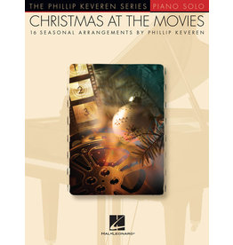 Hal Leonard Christmas at the Movies arr. Phillip Keveren - Late Elementary to Intermediate Piano Solos