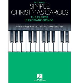 Hal Leonard Simple Christmas Carols - Easy Piano