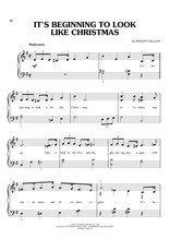 Hal Leonard Simple Christmas Songs - Easy Piano