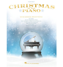 Hal Leonard Christmas at the Piano - Piano Solos