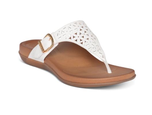 Aetrex Rita Adjustable Sandal