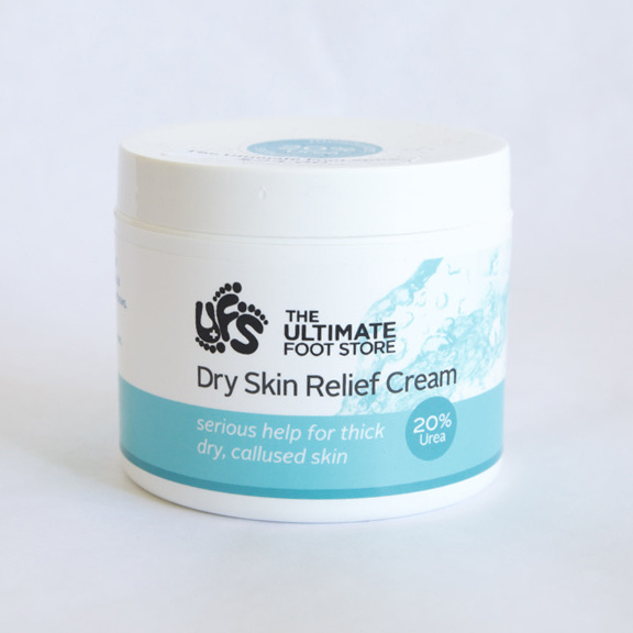 UFS Dry Skin Relief Cream, 20% Urea, 4 oz Jar
