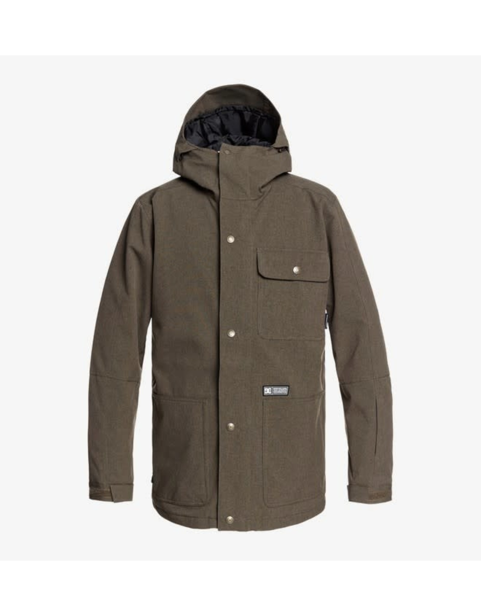 DC Servo Jacket