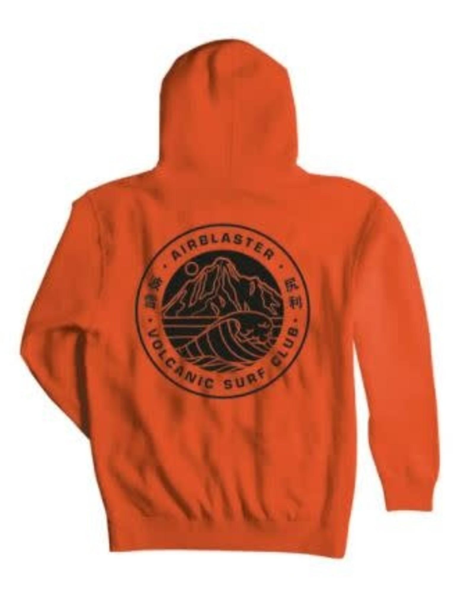 AIRBLASTER Volcanic Surf Club Hoodie