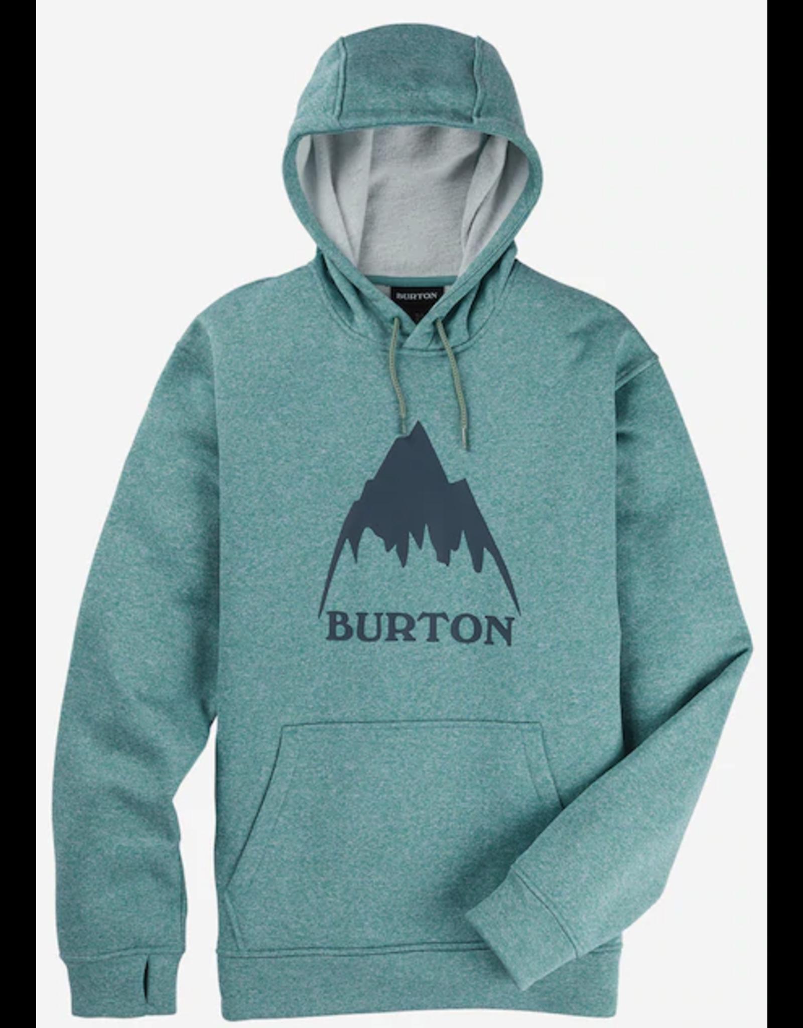 Burton W Oak PO