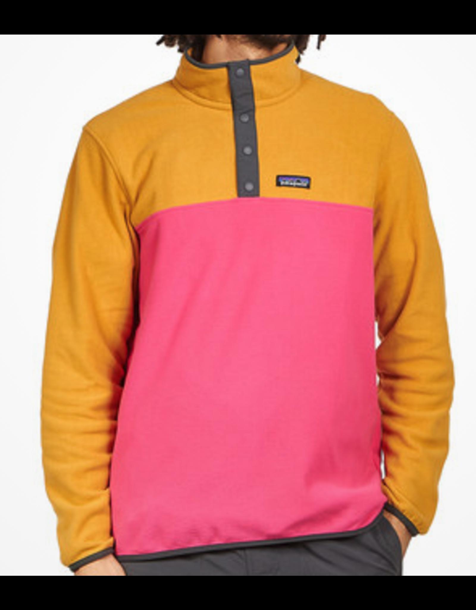 patagonia MN Micro D Snap-T P/O Ultra Pink XL