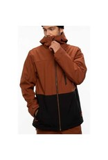 686 MNS SMARTY PHASE SOFTSHELL JKT CLAY COLORBLOCK L