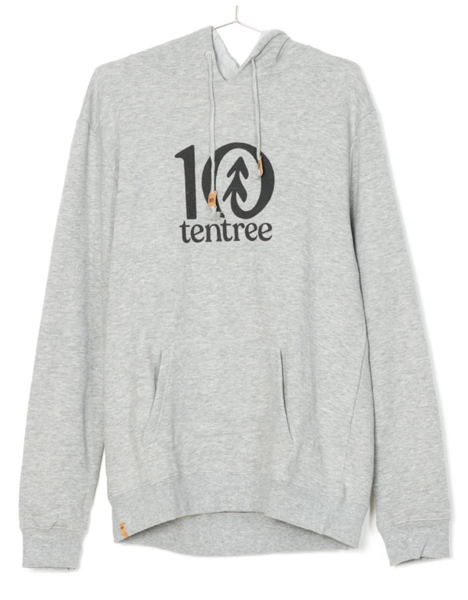 tentree M Logo Classic Hi Rise Grey