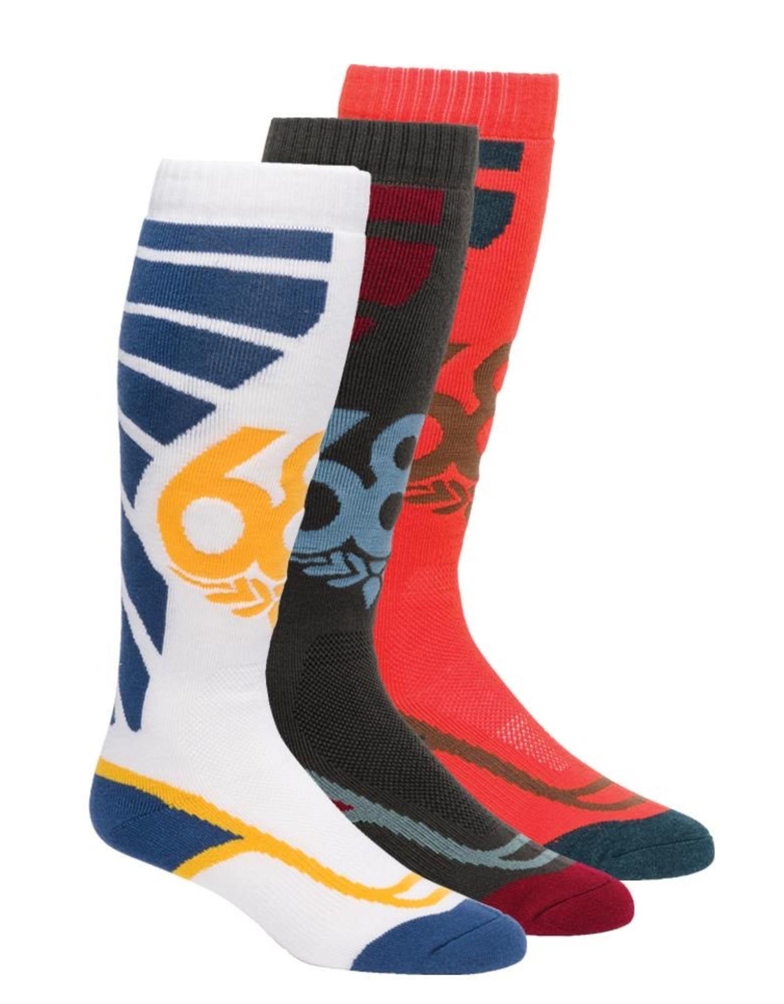 686 Men's Strike Sock 3-Pack
