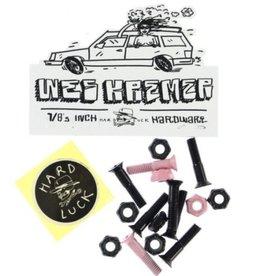 HARD LUCK Wes Kremer Hardware - 7/8's inch (Pink)