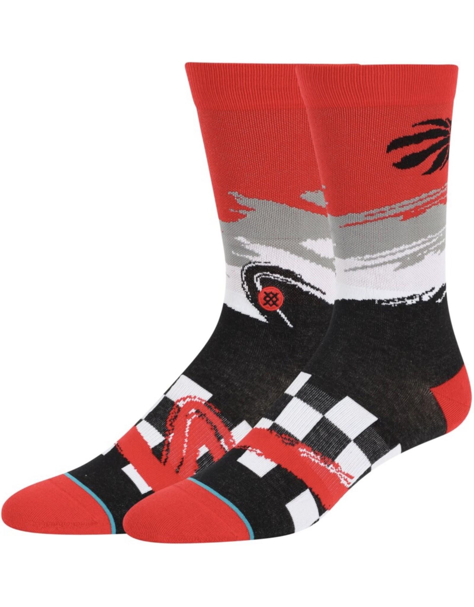 Stance Raptors Wave Racer Sock (L)