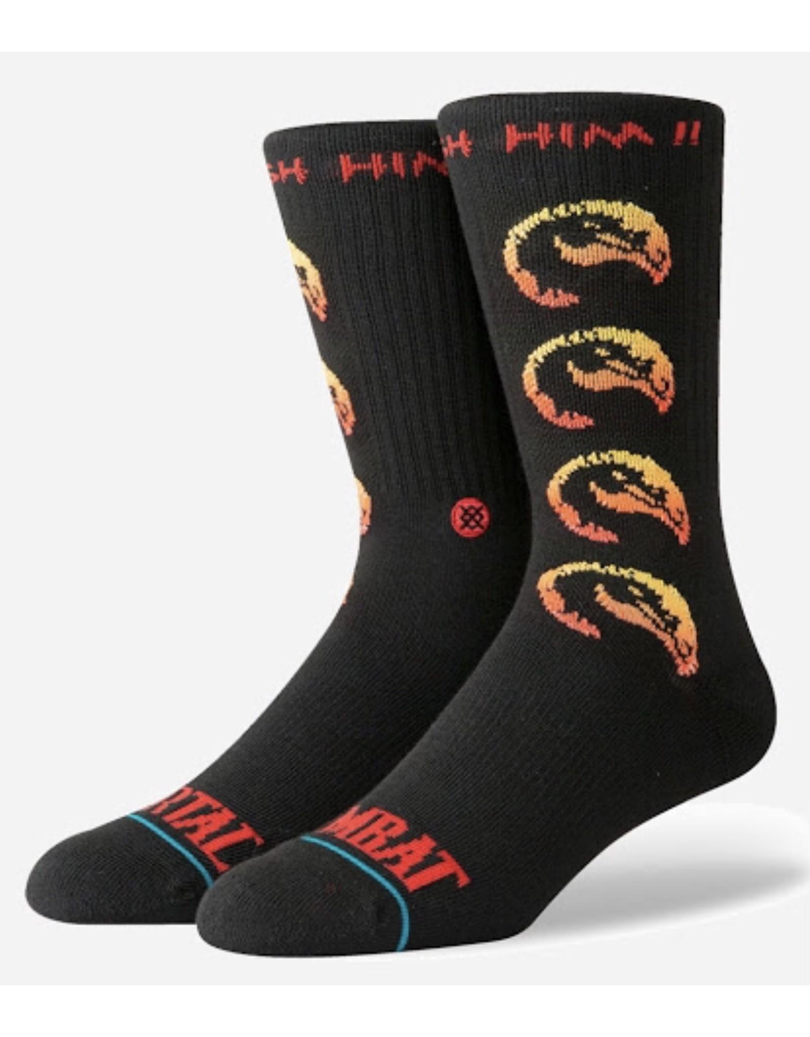 Stance Mortal Kombat End Finish Sock
