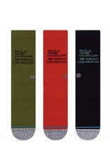 Stance Corp 3 Of A Kind Sock